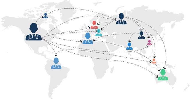 Map Influencers